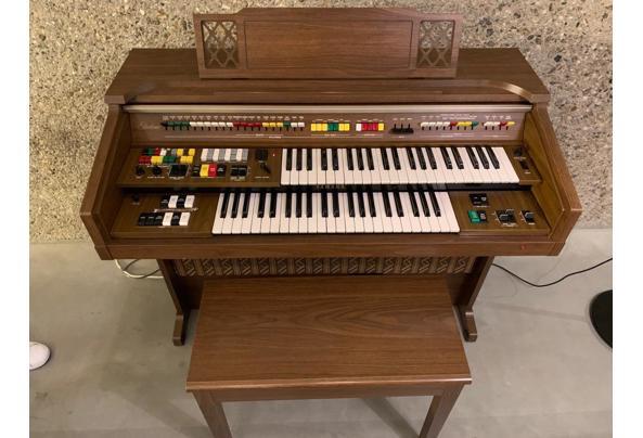 Yamaha electronisch orgel - 668D34CE-26CB-4E3D-8767-472727D5D8A7