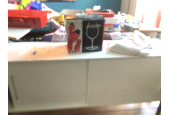 Twee leuke Ikea kastjes wit hoogglans - 437F04DA-1445-4C13-9EDA-8EA3A894033E