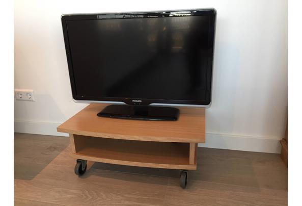 Verrijdbaar TV tafeltje - 5E1240EB-FBDA-45AD-A90A-C74EE96C923C.jpeg