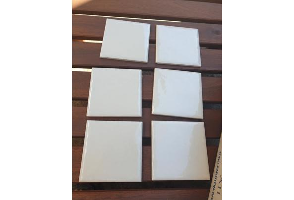 Tegeltjes 10x10 off white  - 20210606_164420