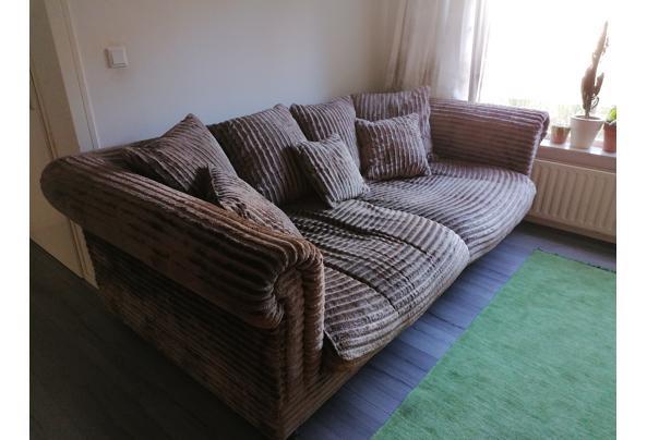 Grote royale loungebank rib taupe - IMG_20201031_134048