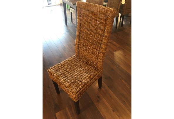 Rotan stoelen 6 stuks - IMG_1911