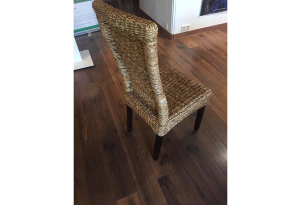 Rotan stoelen 6 stuks - IMG_1913