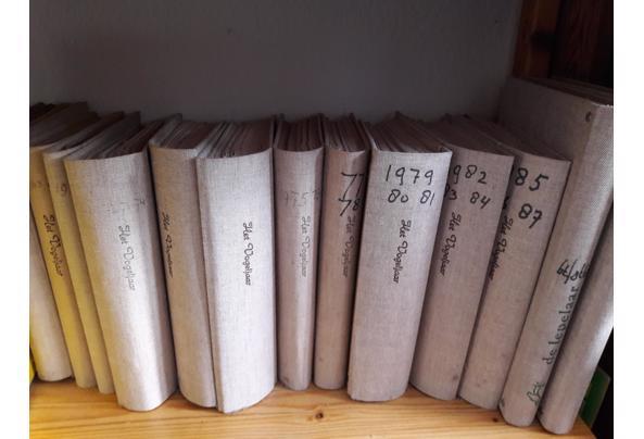 Vogeljaar, Ingebonden tijdschriften  van 1962 t/m 1988 - Tijdschriften-Vogeljaar