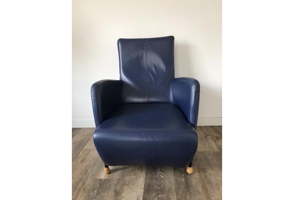 Blauwe fauteuil - 73EBE60B-CB8B-40C9-8138-F28C3D7AE5EC