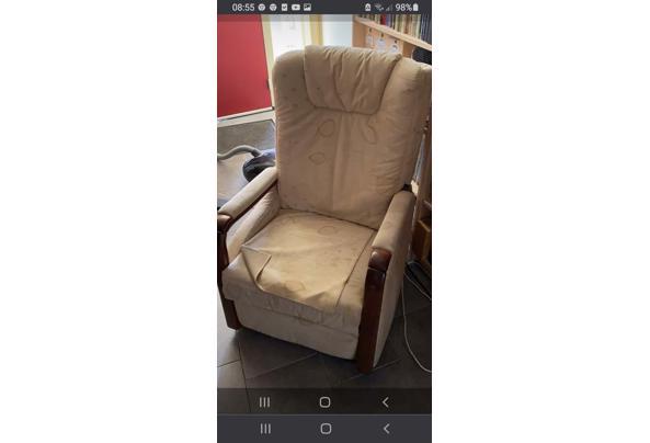 Sta-op stoel  - Sta-op-stoel-Margriet