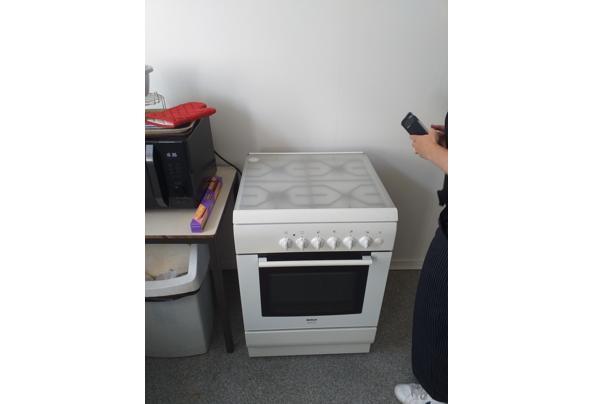 Bosch gas-oven met kookplaat - 20210705_163433
