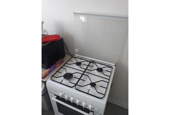 Bosch gas-oven met kookplaat - 20210705_163445