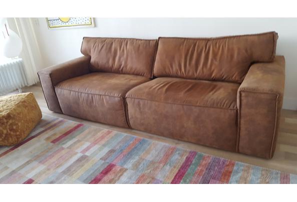 2,5 zits, bruin 250 x 100 (zitdiepte 65 cm) - thumbnail_20210730_160214