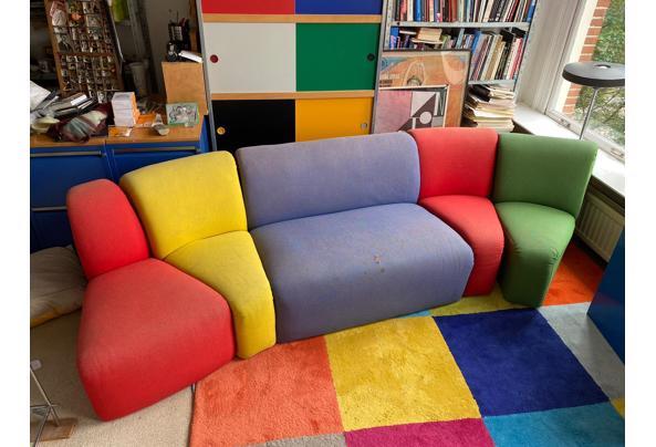 Gebruikte Artifort bank in verschillende kleuren - 99305f28-d630-48ec-a8c5-37bf5db02812