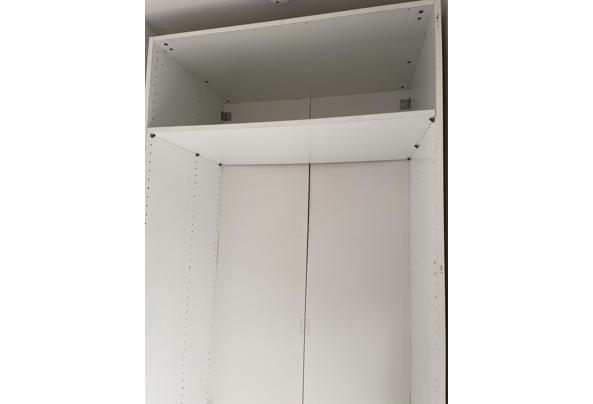 Pax basiselement 100x58x236cm met 1 plank - A350B63A-E44F-49C8-9466-659D4DBC0057