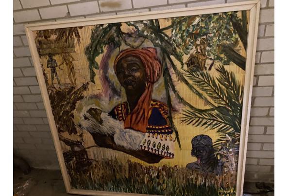 schilderij afrikaanse vrouw - IMG_2024