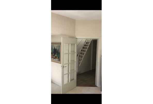Oude paneeldeuren 9 stuks (6 dicht en 3 glas) - Deur