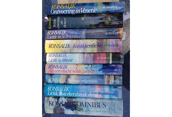 Romans, Konsalik - 20210904_145859