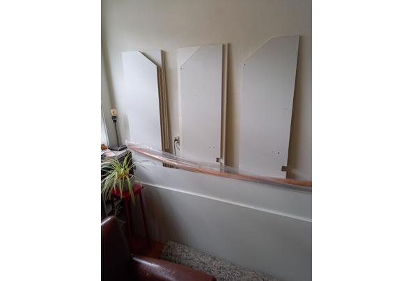 Inbouwkast deuren & planken - 20210702_084614