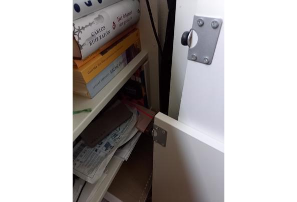 Inbouwkast deuren & planken - 20210702_084638