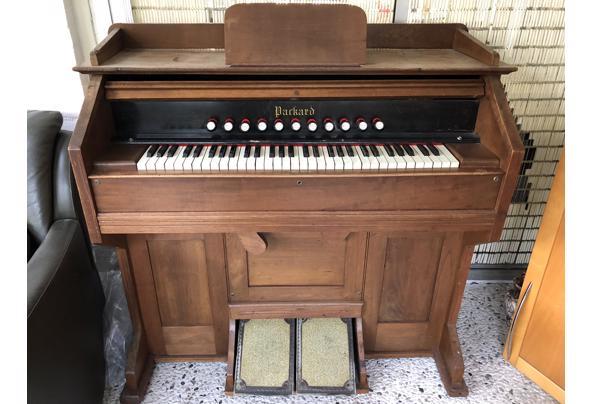 Harmonium orgel - IMG_2207