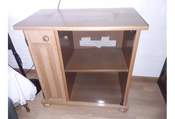 Licht eiken tv meubel  - 16113256296444308496656571801027