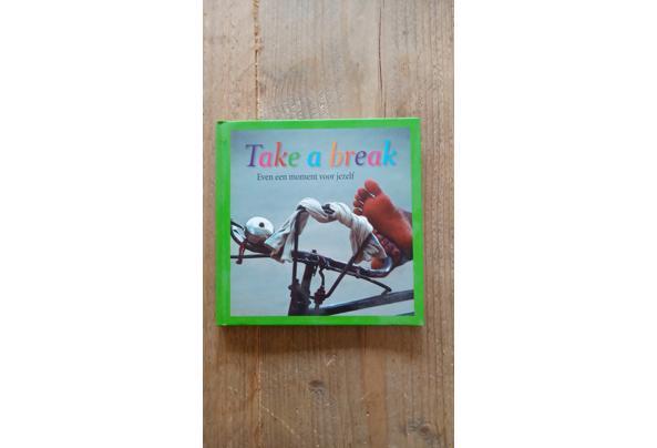 Take a Break, even een moment voor jezelf - 16215903252992974973501181971349