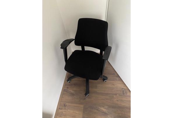 Bureaustoel zwart  - 0CB93AAA-94B1-4EF2-AC12-629A59E36CAF.jpeg