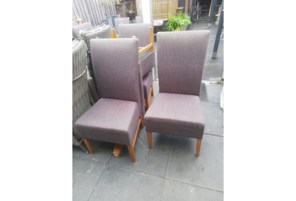 6 eetkamer stoelen  - IMG_20210508_171441