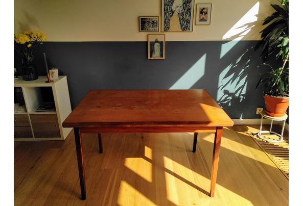 Houten tafel uitschuifbaar - IMG_20210617_094750~2