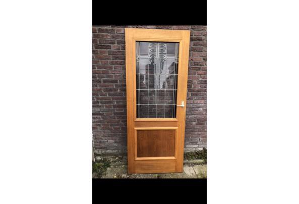 Binnendeur gebruikt - 285FBE3F-50CC-4684-9F8C-C36D85F84B81