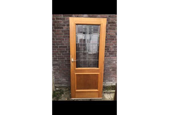 Binnendeur gebruikt - 8FE3AF68-A03F-4B69-A194-AF9E0427B137