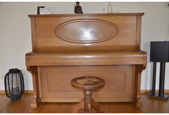 Mooie piano - _DSC1173