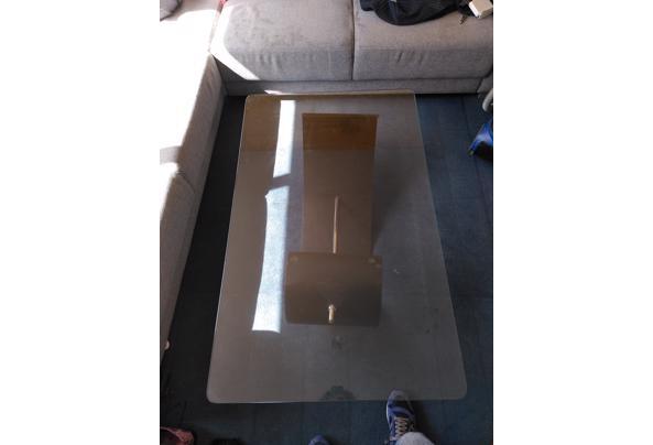 Glazen design salontafel  - IMG_20210502_151253