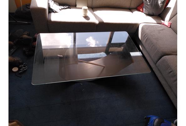 Glazen design salontafel  - IMG_20210502_151257