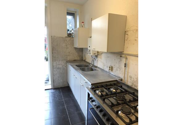 Keukenblok met 2 bovenkastjes - 408A209C-4672-4B42-A531-78042C19FE66
