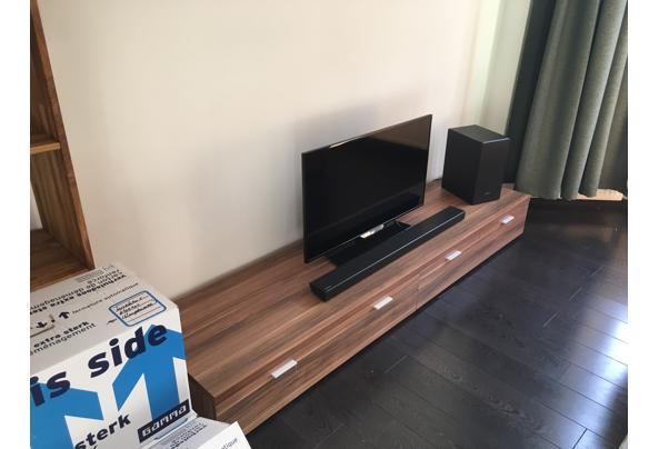 Tv-meubel van hout - C789496C-823D-43CA-B328-D0CB1CF24618