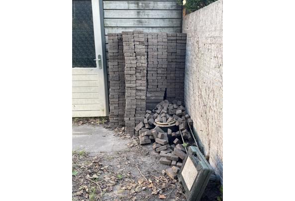 15 m2 betonklinkers  - 597EB67F-CE01-452D-B976-C458A976AB25