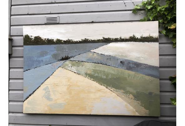 Schilderij voor in de tuin of binnen - 411BD24D-8EAD-4BCA-B7C7-172F31749D8E