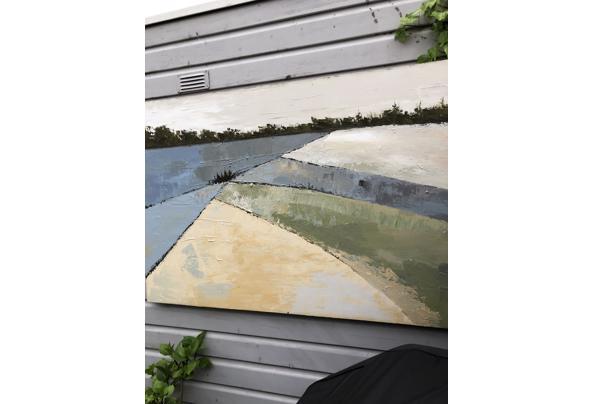 Schilderij voor in de tuin of binnen - E7CE488B-E395-4958-9EE2-EC20050649C3