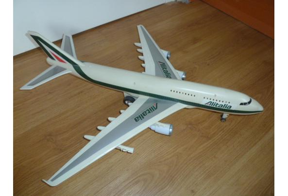 Alitalia Vliegtuig - P1210808