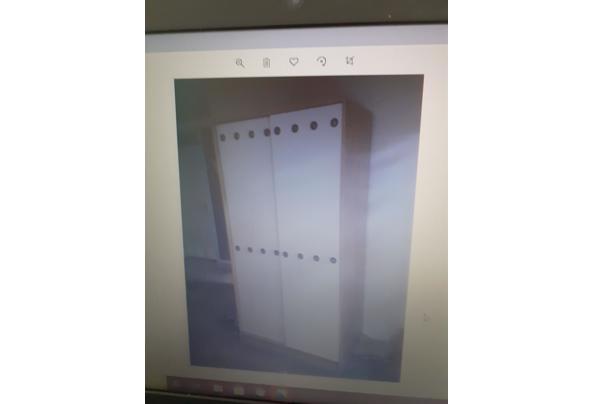 Klerenkast met schuifdeuren en groot hanggedeelte - 20210318_130912