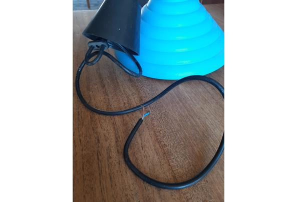 Leuk blauw hanglampje - 20210423_144152