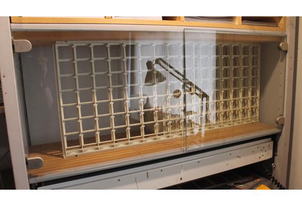 Lundia hardglas deurtjes 100cm breed 40cm hoog - LUNDIA---HARDGLAS-DEURTJES-100B-40H.JPG