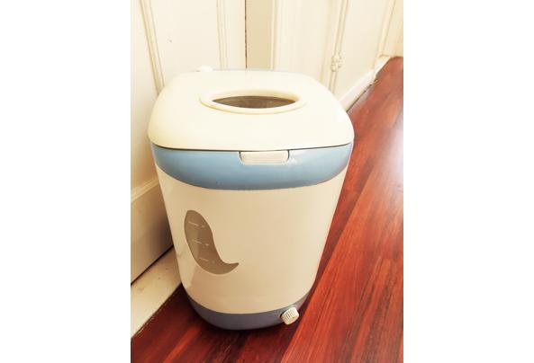 Mini wasmachine 1kg witgoed - 20210524_170554