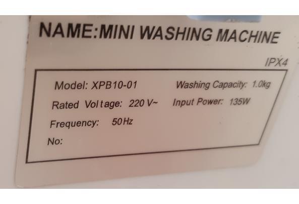 Mini wasmachine 1kg witgoed - 20210524_171614