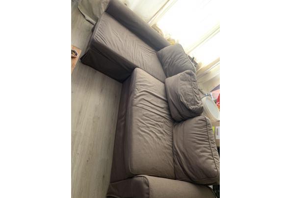 Ikea slaapbank - CEE61EFF-5DBE-4F42-AEB1-33FB22A63D17