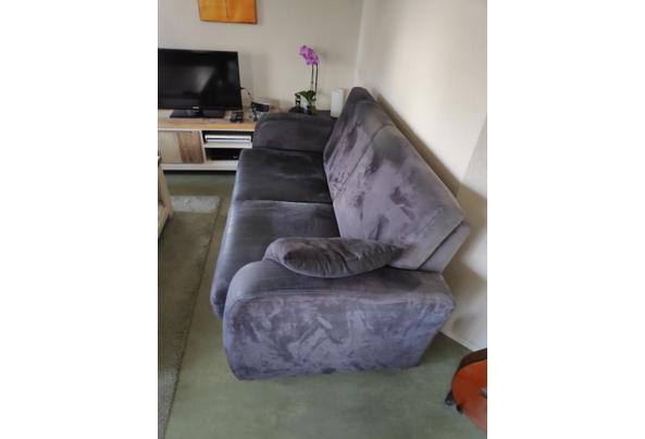 2 banken en een bijpassende fauteuil - 1616136458186