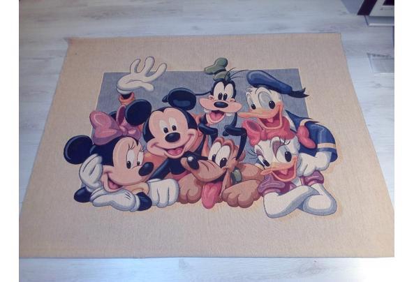 Vintage wandkleed met Disney figuren - IMG-20210221-WA0004