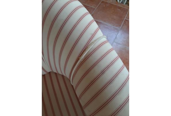Halfronde fauteuil - 1614246801498983430722586660973