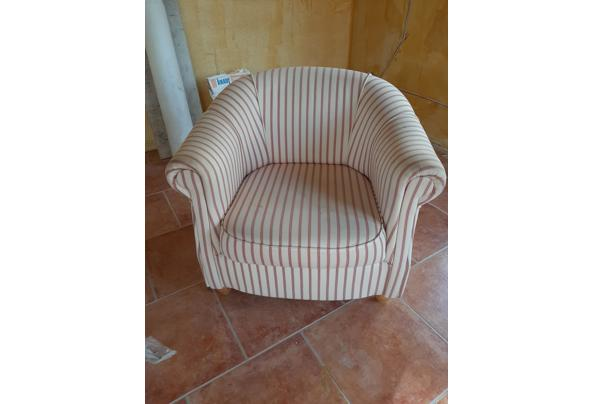 Halfronde fauteuil - 16142470082592727972090814550924