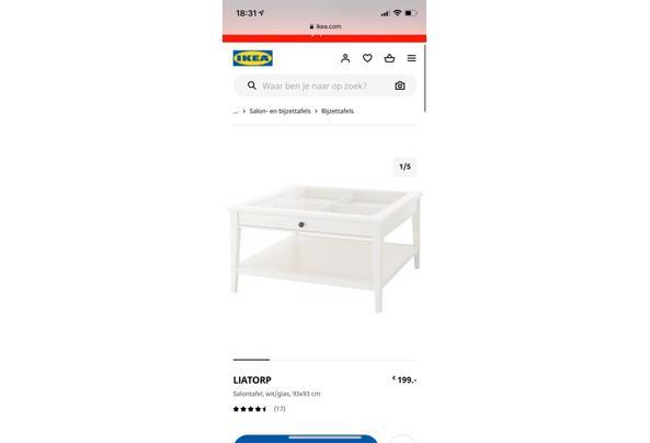 Salontafel Liatorp Ikea - IMG_3651
