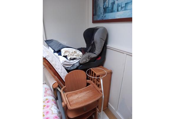 Box, Maxi-Cosi, ledikantje met matras en lakentjes etc, autostoeltje - 16216720096116207098280469952218