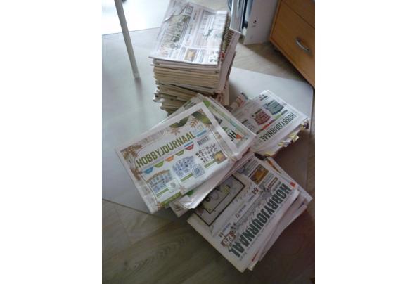 ruim 120 Hobbyjournaals - P1060470